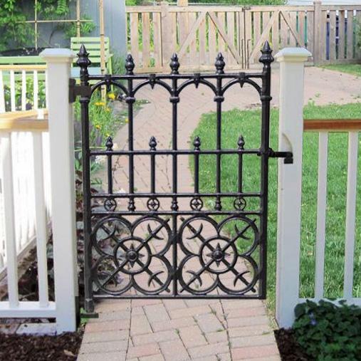 Garden Gate Posts Garden Gate Infill Fence Concrete Fence Posts
