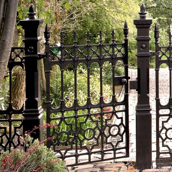 Cast Iron Gates Cast Iron Fence Savannah