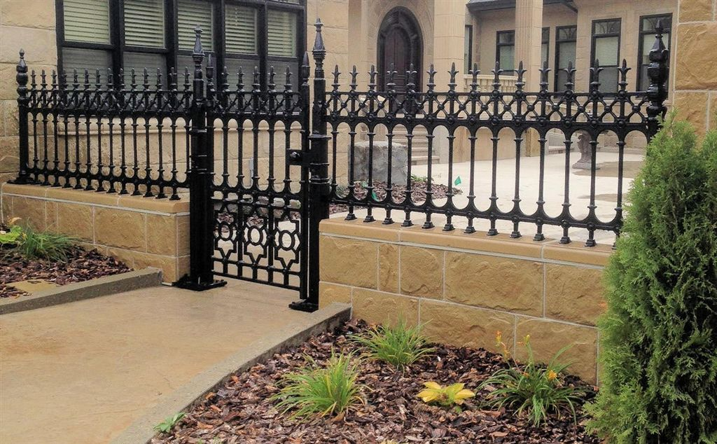 Stewart Cast Iron Fencing Limited Stock On Full Height